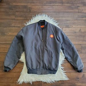 1990s shell service mans jacket